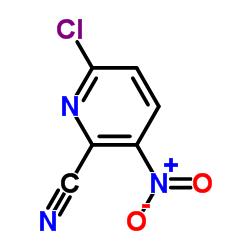 6-Chloro-2-cyano-3-nitropyridine CAS:93683-65-9