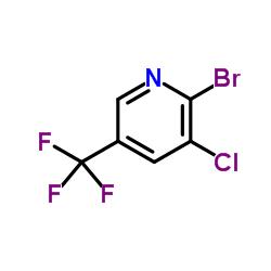 2- 브로 모 -3- 클로로 -5- (트라이 플루오로 메틸) 피리딘