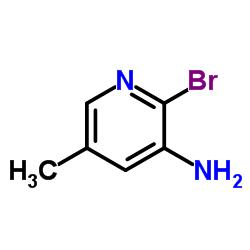 2- 브로 모 -5- 메틸 피리딘 -3- 아민