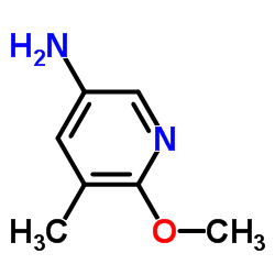 6- 메 톡시 -5- 메틸 피리딘 -3- 아민