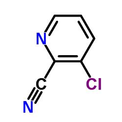 3- 클로로 -2- 시아 노 피리딘