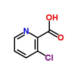 3-chloropyridine-2-carboxylic acid CAS:57266-69-0