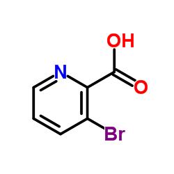 3-Bromo-2-pyridinecarboxylic acid CAS:30683-23-9