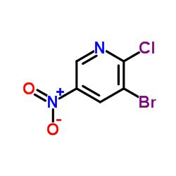3- 브로 모 -2- 클로로 -5- 니트로 피리딘