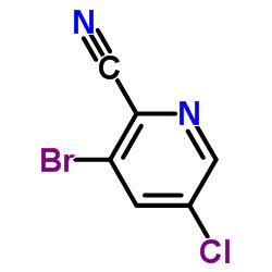 3-Bromo-5-chloropicolinonitrile CAS:760207-83-8