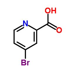 4-bromopyridine-2-carboxylic acid CAS:30766-03-1