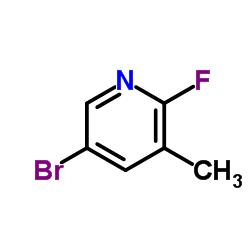 5-bromo-2-fluoro-3-methylpyridine CAS:29312-98-9
