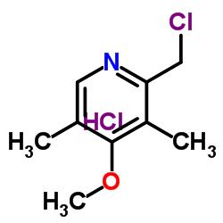 2-Chloromethyl-3,5-Dimethyl-4-Methoxypyridine Hydrochloride CAS:86604-75-3
