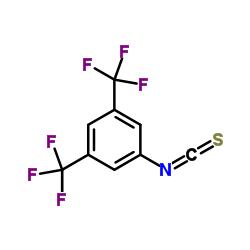1-isothiocyanato-3,5-bis(trifluoromethyl)benzene CAS:23165-29-9