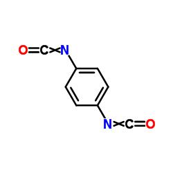 1,4-Phenylene diisocyanate CAS:104-49-4