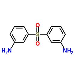 3,3'-Sulfonyldianiline CAS:599-61-1
