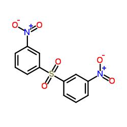 1-nitro-3-(3-nitrophenyl)sulfonylbenzene CAS:1228-53-1