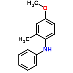 4-Metoxi-2-metildifenilamina