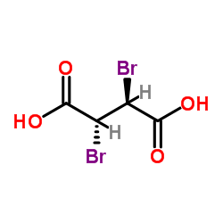 2,3-Dibromosuccinicacid CAS:526-78-3