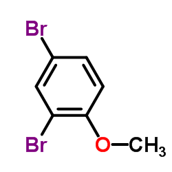 2,4-dibromo-1-methoxybenzene