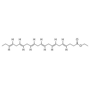 cis-4,7,10,13,16,19-Docosahexaenoic acid ethyl ester CAS:84494-72-4