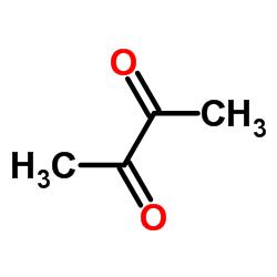 butane-2,3-dione CAS:431-03-8