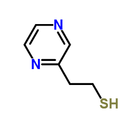 2-pyrazin-2-ylethanethiol CAS:35250-53-4
