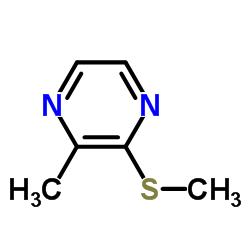2-methyl-3-methylsulfanylpyrazine CAS:2882-20-4