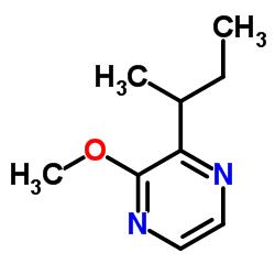 2-butan-2-yl-3-methoxypyrazine CAS:24168-70-5