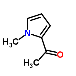 1-methyl-2-acetylpyrrole CAS:932-16-1