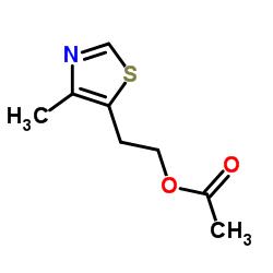 4-Methyl-5-thiazolylethyl acetate
