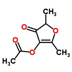 Furaneol acetate CAS:4166-20-5