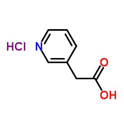 3- 피리 딜 아세트산 염산염