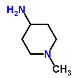 4-Amino-1-methylpiperidine CAS:41838-46-4