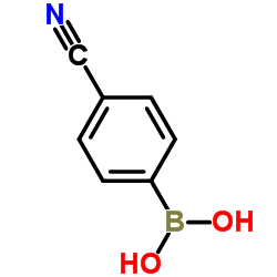 4-Cyanophenylboronic acid CAS:126747-14-6