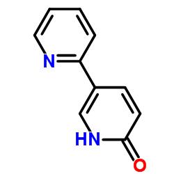 5-pyridin-2-yl-1H-pyridin-2-one CAS:381233-78-9