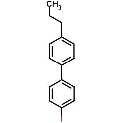 1-iodo-4-(4-propylphenyl)benzene CAS:782477-81-0