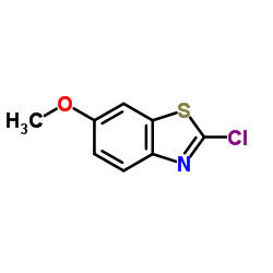 2-chloro-6-methoxy-1,3-benzothiazole CAS:2605-14-3