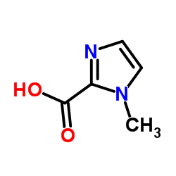 1-Methyl-1H-imidazole-2-carboxylic acid CAS:20485-43-2