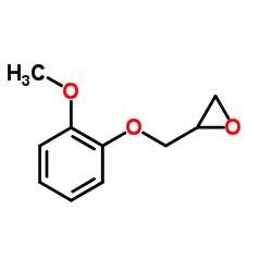 2-[(2- 메 톡시 페녹시) 메틸] 옥시 란