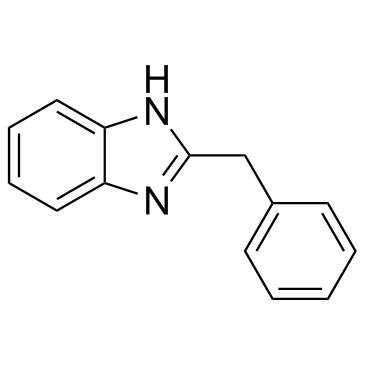 2-Benzyl-1H-benzimidazole CAS:621-72-7