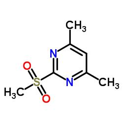 4,6- 디메틸 -2- 메틸 술 포닐 피리 미딘