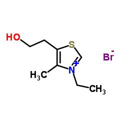 3-Ethyl-5-(2-Hydroxyethyl)-4-Methylthiazolium Bromide CAS:54016-70-5