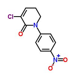 3- 클로로 -1- (4- 니트로 페닐) -5,6- 디 하이드로 피리딘 -2 (1H)-온
