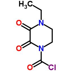 4-Ethyl-2,3-dioxo-1-piperazine carbonyl chloride CAS:59703-00-3