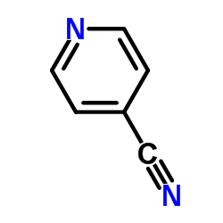 4-Cyanopyridine CAS:100-48-1