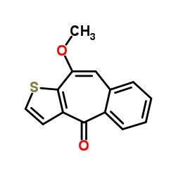 10-metoxi-4H-benzo [4,5] ciclo-hepta [1,2-b] tiofen-4-ona