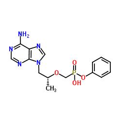 [[(1R)-2-(6-aMino-9H-purin-9-yl)-1-Methylethoxy]Methyl]-, Monophenylester CAS:379270-35-6