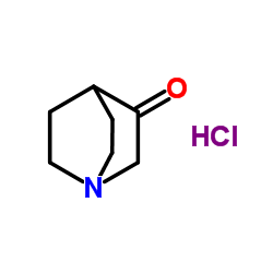 3-Quinuclidinone Hydrochloride CAS:1193-65-3