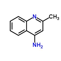 4-Amino-2-methylquinoline CAS:6628-04-2