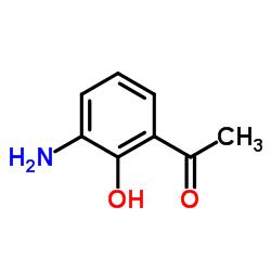 1-(3-Amino-2-hydroxyphenyl)ethanone CAS:70977-72-9