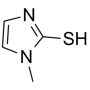 methimazole CAS:60-56-0
