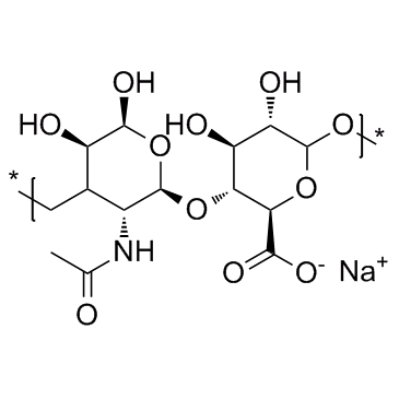 Sodium hyaluronate CAS:9067-32-7