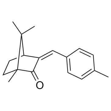4-Methyl-benzylidene camphor CAS:36861-47-9