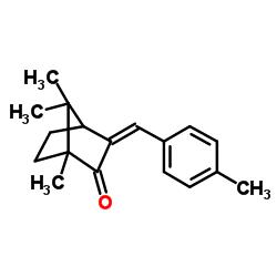 3-(4-Methylbenzylidene)camphor CAS:38102-62-4